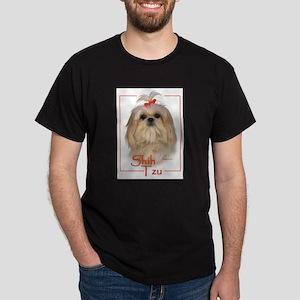 Shih Tzu-1 Dark T-Shirt