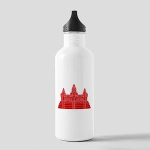 Angkor Wat Ver.2.0 Khmer Temple Sports Water Bottl
