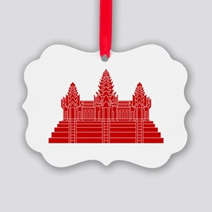 Angkor Wat Ver.2.0 Khmer Temple Picture Ornament