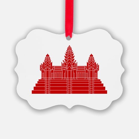 Angkor Wat Ver.2.0 Khmer Temple Ornament