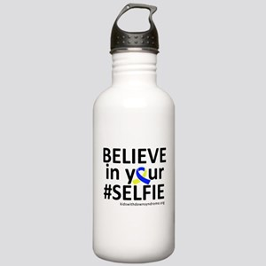 Believe In Your SELFIE Stainless Water Bottle 1.0L