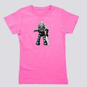 Robby the Robot Girl's Tee