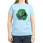 Reduce Reuse Recycle Earth Women's Light T-Shirt