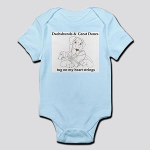 NGDnDox Tug Infant Bodysuit