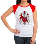 Haines Family Crest Women's Cap Sleeve T-Shirt