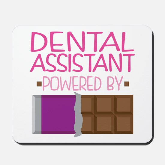 Dental Assistant Mousepad