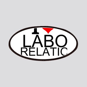 I Love Labor Relations Patch