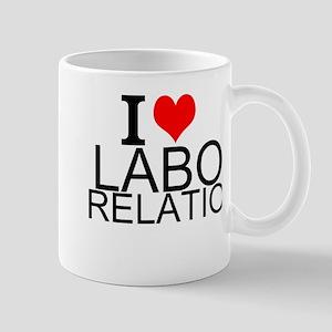 I Love Labor Relations Mugs
