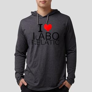I Love Labor Relations Long Sleeve T-Shirt