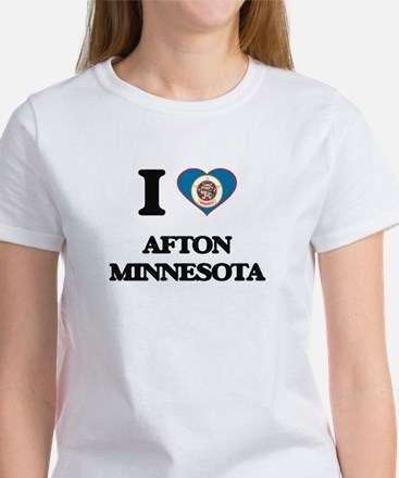 I love Afton Minnesota T-Shirt