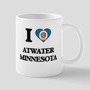 I love Atwater Minnesota Mugs