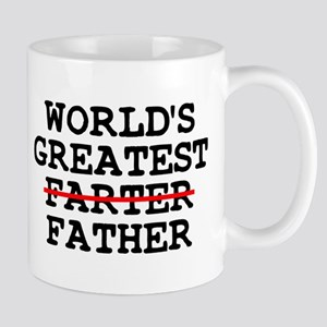 World's greatest farter father Mugs