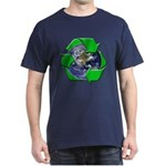 Earth Day Recycle Dark T-Shirt