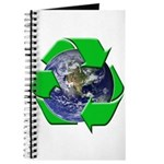 Earth Day Recycle Journal