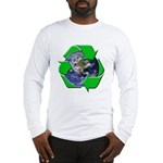Earth Day Recycle Long Sleeve T-Shirt