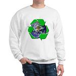 Earth Day Recycle Sweatshirt