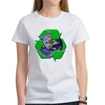 Earth Day Recycle Women's T-Shirt