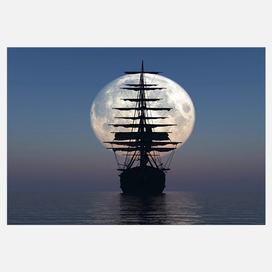 Ship Sailing In The Night