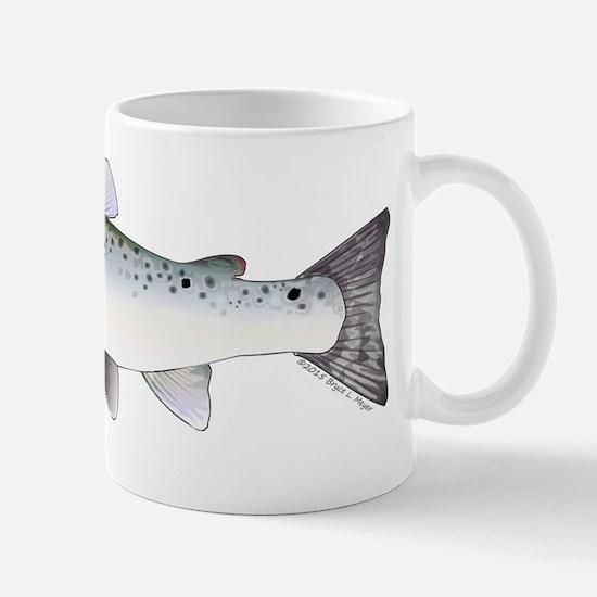 Sea trout Sea Run brown trout Mugs