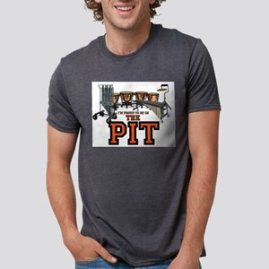 Proud to Be in The Pit Ash Grey T-Shirt