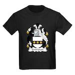 Grimston Family Crest Kids Dark T-Shirt