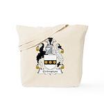 Grimston Family Crest Tote Bag