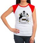 Grimston Family Crest Women's Cap Sleeve T-Shirt