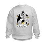 Grimshaw Family Crest Kids Sweatshirt
