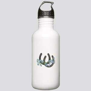 forget-me-not Stainless Water Bottle 1.0L