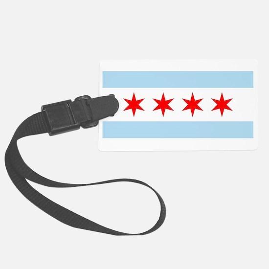 Chicago Luggage Tag