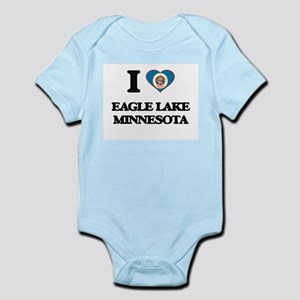 I love Eagle Lake Minnesota Body Suit