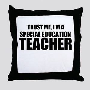 Trust Me, I'm A Special Education Teacher Throw Pi