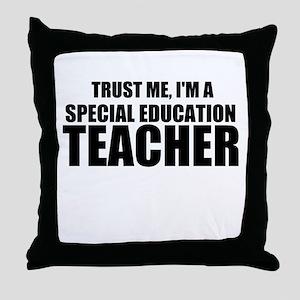 Trust Me, I'm A Special Education Teacher Throw Pi