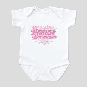 """Princess Brooklynn"" Infant Bodysuit"