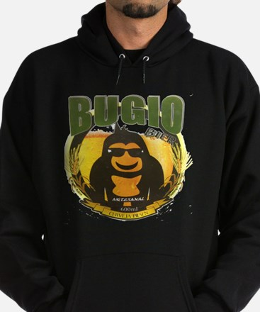 Unique Cold beer hot grill Hoodie (dark)