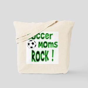 Soccer Moms Rock ! Tote Bag