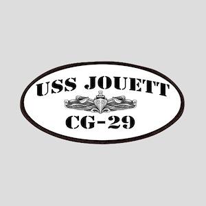 USS JOUETT Patch