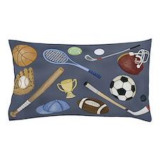 Sports Pillow Case