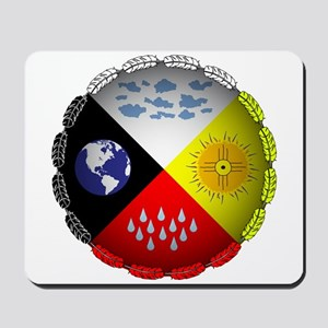 Medicine Wheel Mousepad