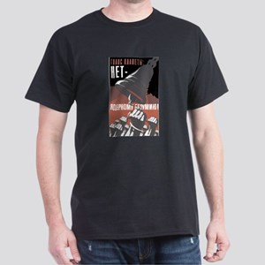 Antiwar Bell Dark T-Shirt
