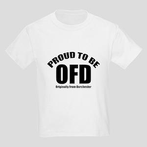 Proud To Be OFD Kids Light T-Shirt
