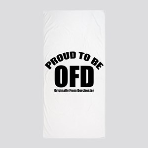 Proud To Be OFD Beach Towel