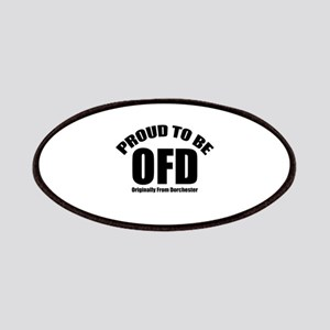 Proud To Be OFD Patch