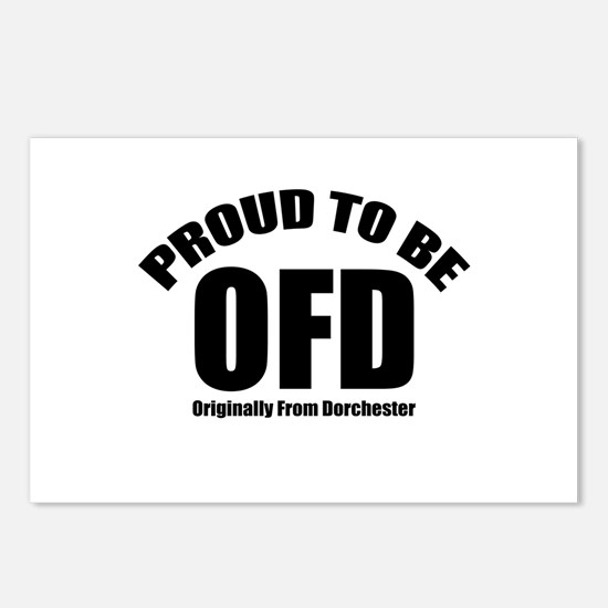Proud To Be OFD Postcards (Package of 8)