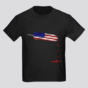 Eagle Feather Flag T-Shirt