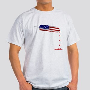 Eagle Feather Flag T-Shirt