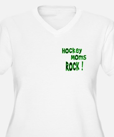 Hockey Moms Rock ! T-Shirt