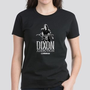 Daryl Dixon Addiction Women's Dark T-Shirt