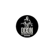 Daryl Dixon Addiction Mini Button