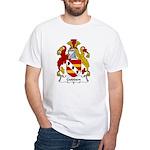 Godden Family Crest White T-Shirt
